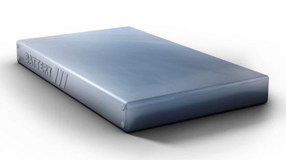 Powerswap battery