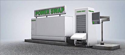 Powerswap station